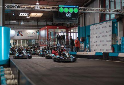 karting connecté anniversaire
